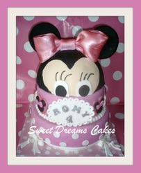minnie mouse stapel   32 personen