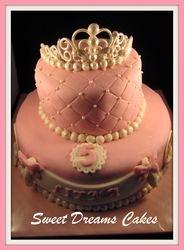 tiara taart