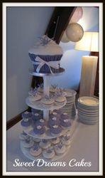 giant cupcake toren