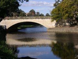 Lennox bridge 1839