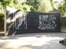 laser cut images on granite