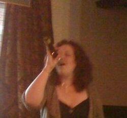 Singing shout!