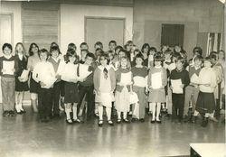 Choir 1983/4