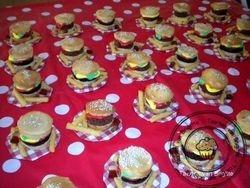 Hamburgercake-jes