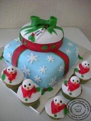 Kerststapel