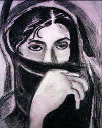 Persian woman_2