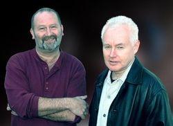 Pete Simensky & John Howarth - The Meteors