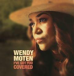 Wendy Moten I've Got you Covered - CD and vinyl album