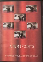 Atemi Points by James Moclair Soke Shodai