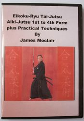 Aiki Jutsu by James Moclair Soke Shodai