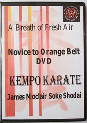 Kempo Karate by James Moclair Soke Shodai