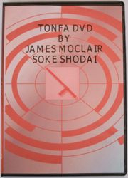 Tonfa by James Moclair Soke Shodai