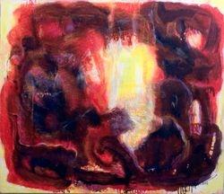 Tyttö ja karhu (2012 120x140)