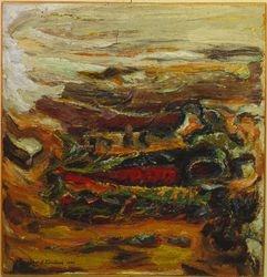 Maisema (1993 110x120)