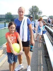 Svetlana Kuznetsova! My Other Favorite.