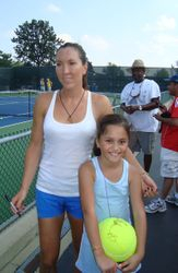 With One Of My Favorite Tennis Player: Jelena Jankovic!