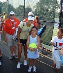 My Other Favorite Tennis Player: Ana Ivanovic!
