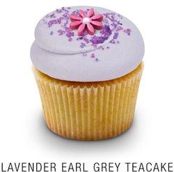 Lavender Earl Gray Teacake