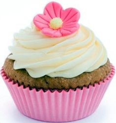 With a Cheery on Top Cupcake