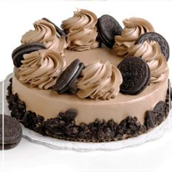 Double Chocolate Oreo Cake