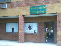 TaylorMade Grooming Store Front