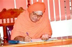 His Holiness Dr. Tontada Siddalinga Mahaswamiji, Dambal-Gadag