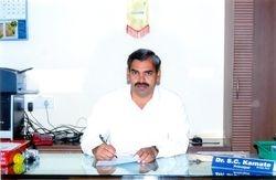 Dr.S. C. Kamate, Principal TCE, Gadag