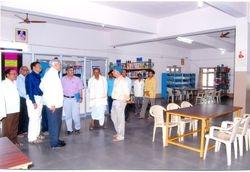 Prof. H P Khincha Vice Chancellor of VTU visted to LIC