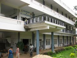 Library Main Building