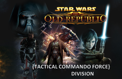 {TcF}'s division in SWTOR