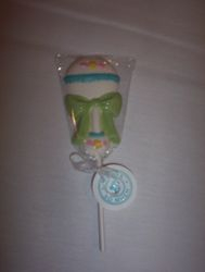 Baby Rattle Favor