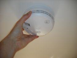 Main operated Smoke Detector