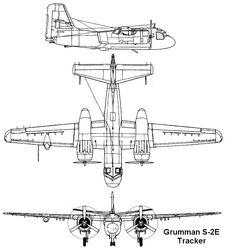 Grunman SE-2 Tracker
