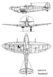 Supermarine Spitfire Mk3