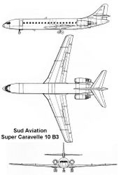 SUD Aviation Super Caravelle