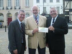 Hornblowers Fund Raising
