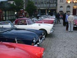 Sunbeam Alpine Cars