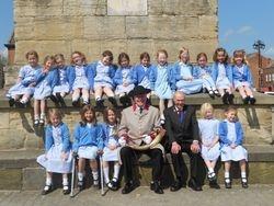 Queen Mary's School Visit