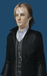 Edward Dalton Vampire v.1