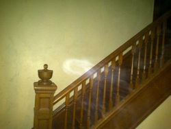 Ghost on the Stairs