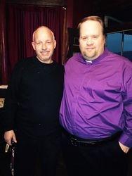 """Bishop James Long & Jeff Taflan AKA """"The Goat"""""""