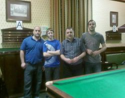 Snooker Comp. 26/3/11