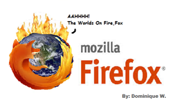 Morzilla FireFox in real life