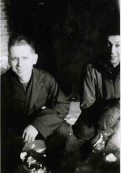 Lt. Prahl and possibly Cpt. Fred Hall Jr