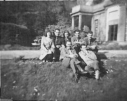 Bridport England 1943 Mountfield House