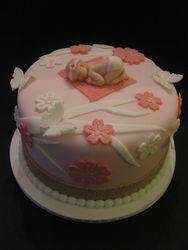 Jen's Baby Shower Cake