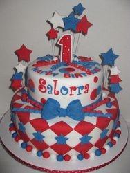 Salorra's Star Spangled Birthday Celebration