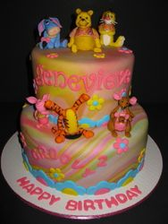 Turning 2 With Groovy Pooh