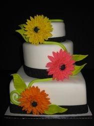 Donna & Dave's Anniversary Cake