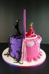Sophia's Maleficent Birthday